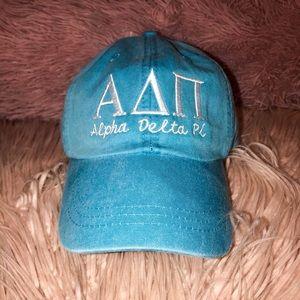 Alpha Delta Pi (ADPi) Sorority Baseball Cap